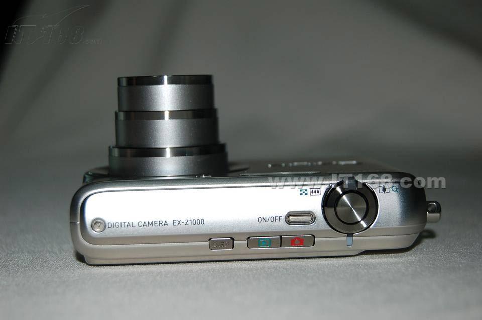 卡西欧ex-z1000数码相机产品图片17素材-it168数码