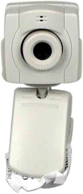 征洋白色精灵数码摄像头产品图片2素材 IT168数码摄像头图...