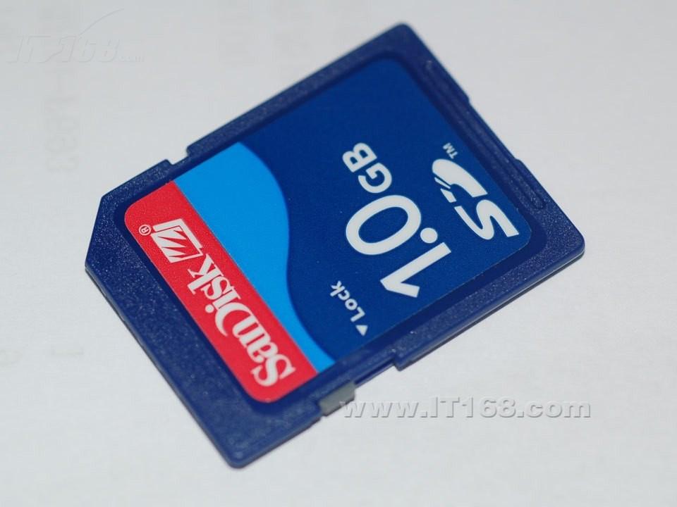 闪迪sd卡(1gb)存储卡产品图片3素材-it168存储卡图片