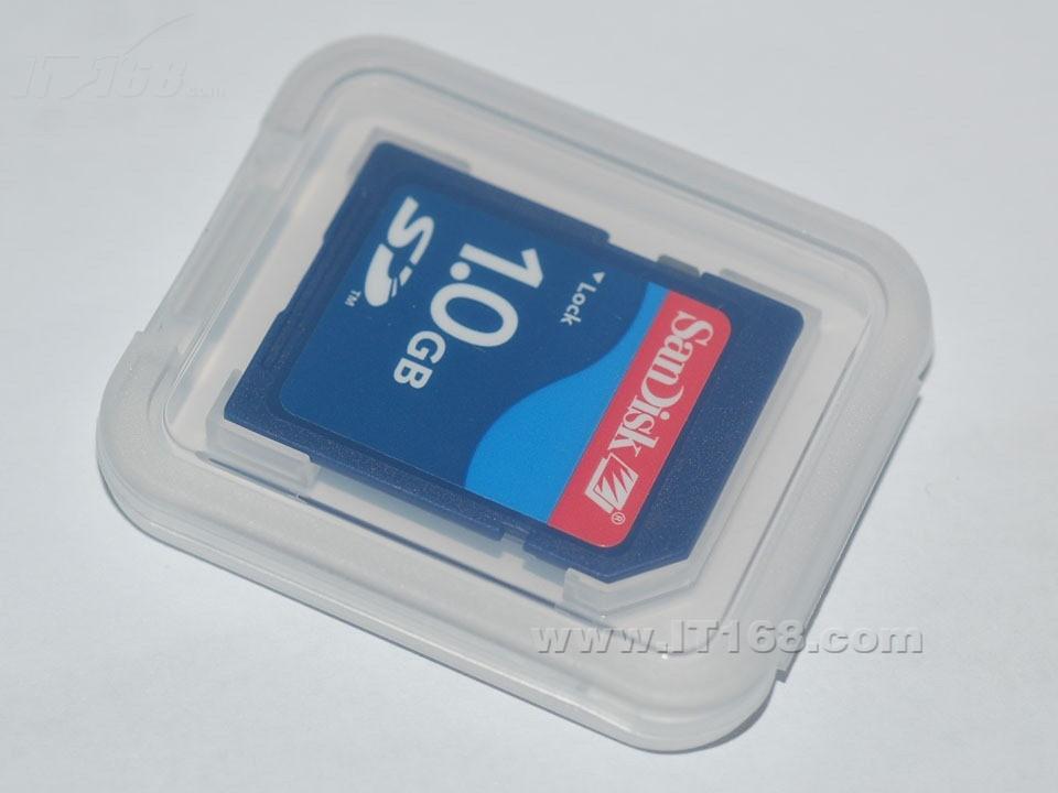 闪迪sd卡(1gb)存储卡产品图片19素材-it168存储卡图片