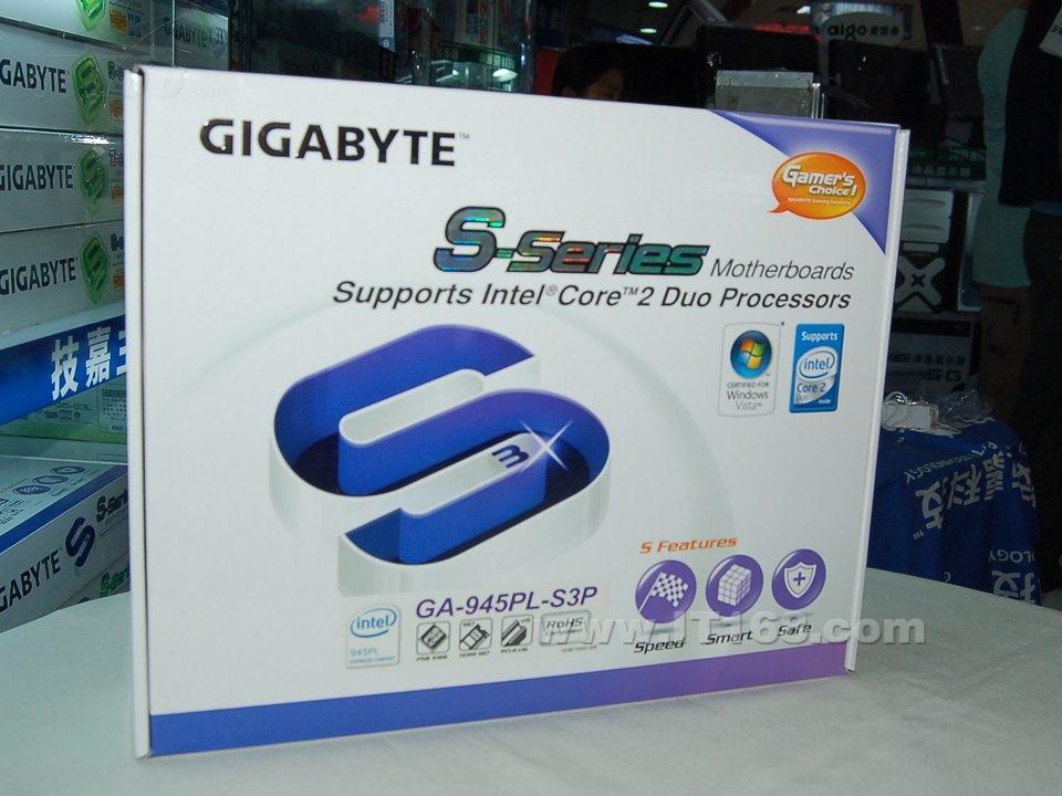 技嘉945pl-s3p(rev.6.6)主板产品图片48素材-it168