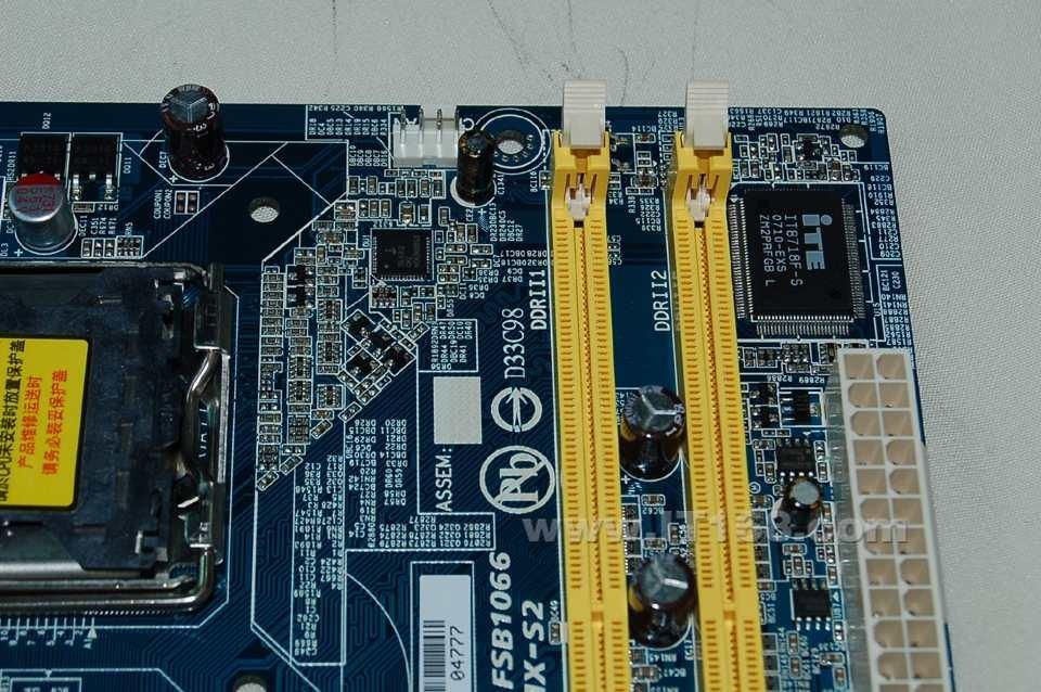 技嘉945gcmx-s2(rev. 6.6)主板产品图片17