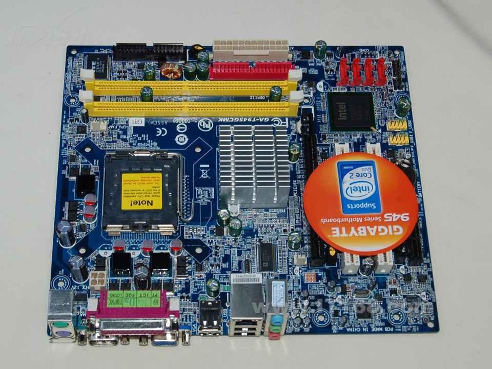 技嘉t945gcmk主板产品图片3