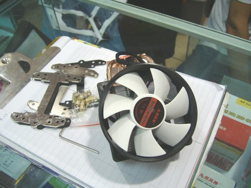 九州风神风暴斗士散热器产品图片10