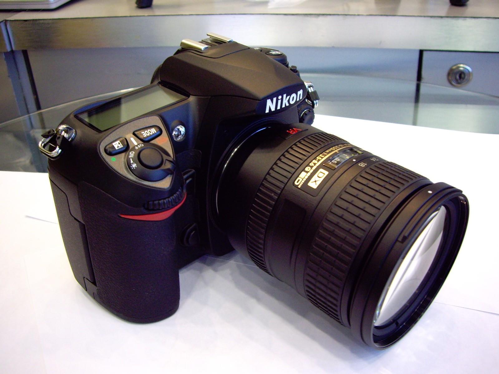 尼康d200数码相机产品图片134