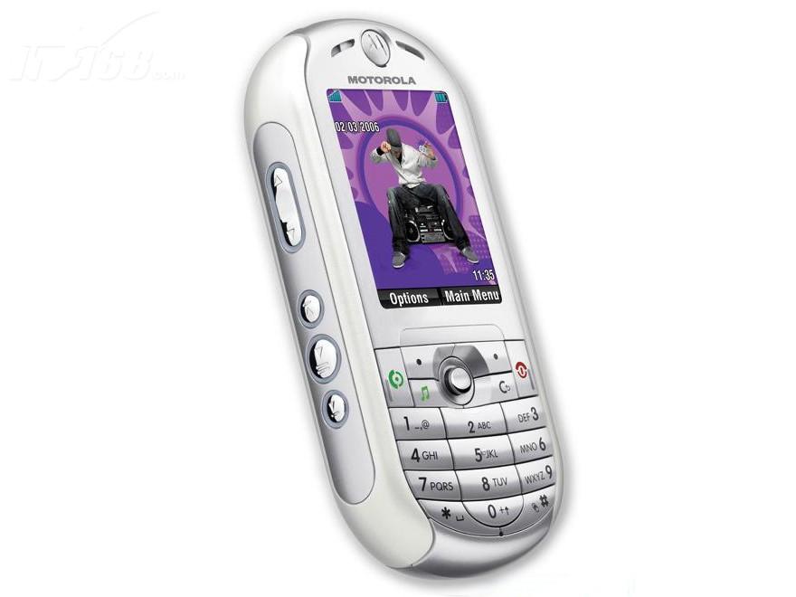 摩托罗拉ROKR E2手机产品图片2