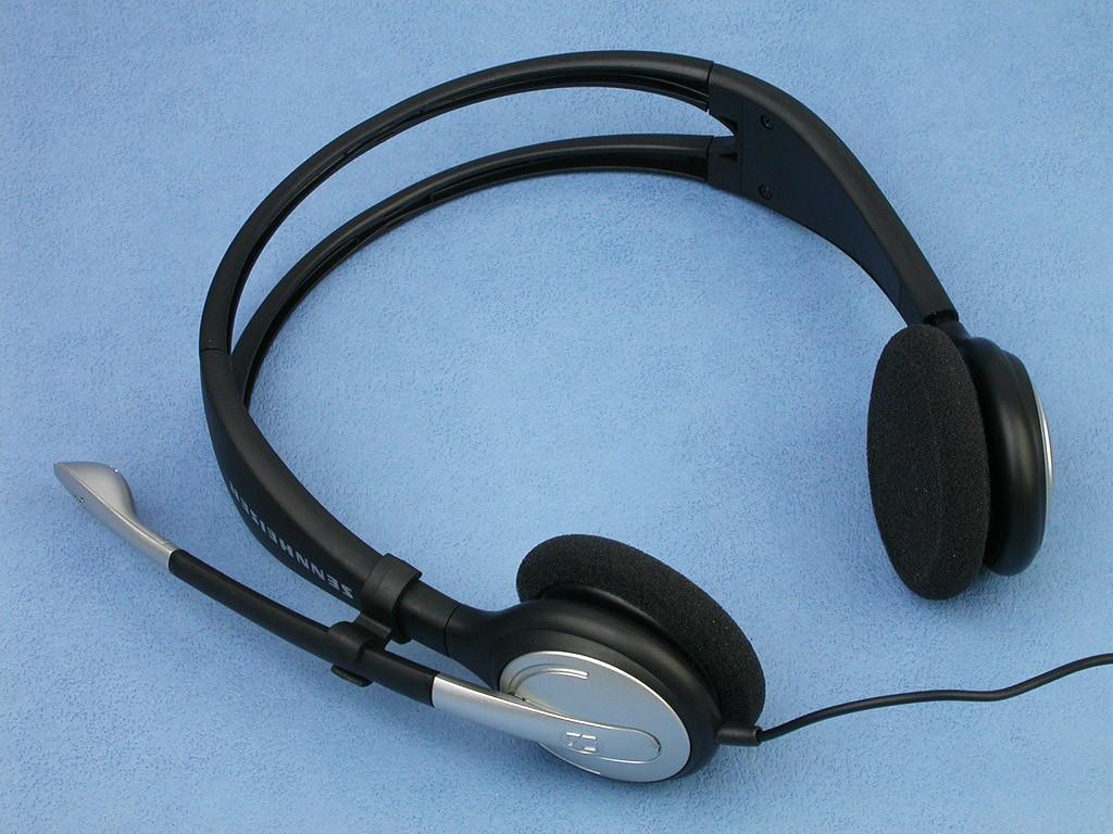 森海塞尔pc130耳机产品图片3