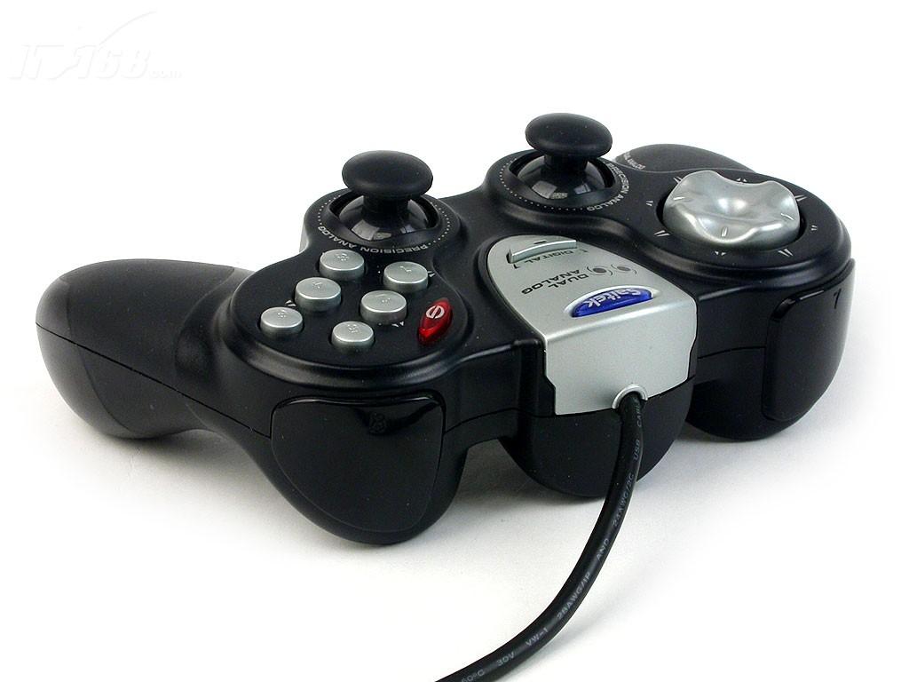 赛钛客p880双摇杆游戏手柄手柄产品图片3