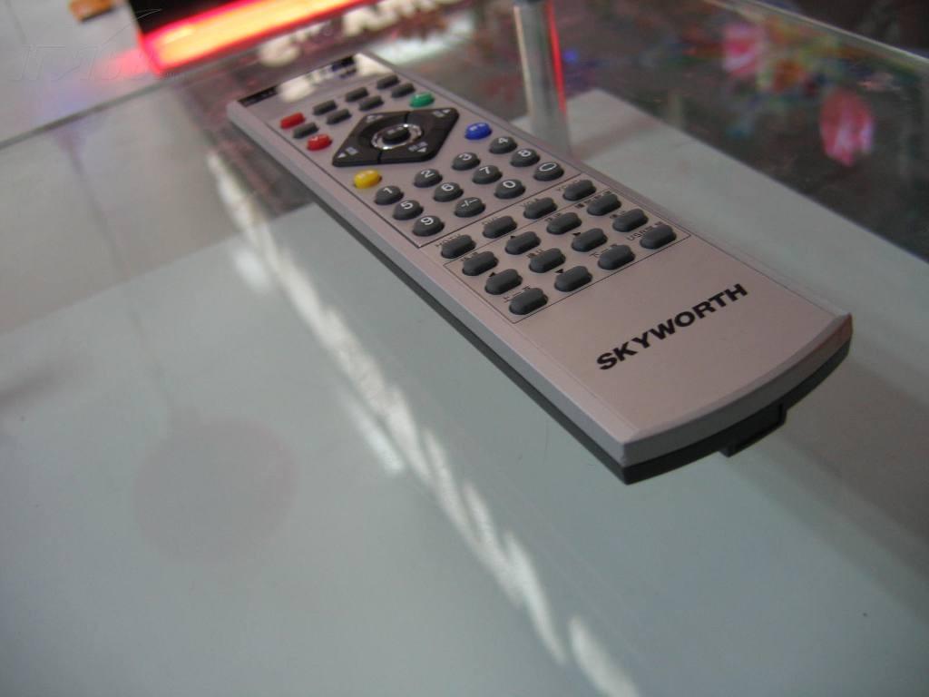 创维电视遥控器二维码