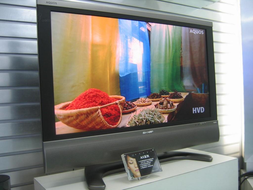 夏普lcd-37ax3液晶电视产品图片2