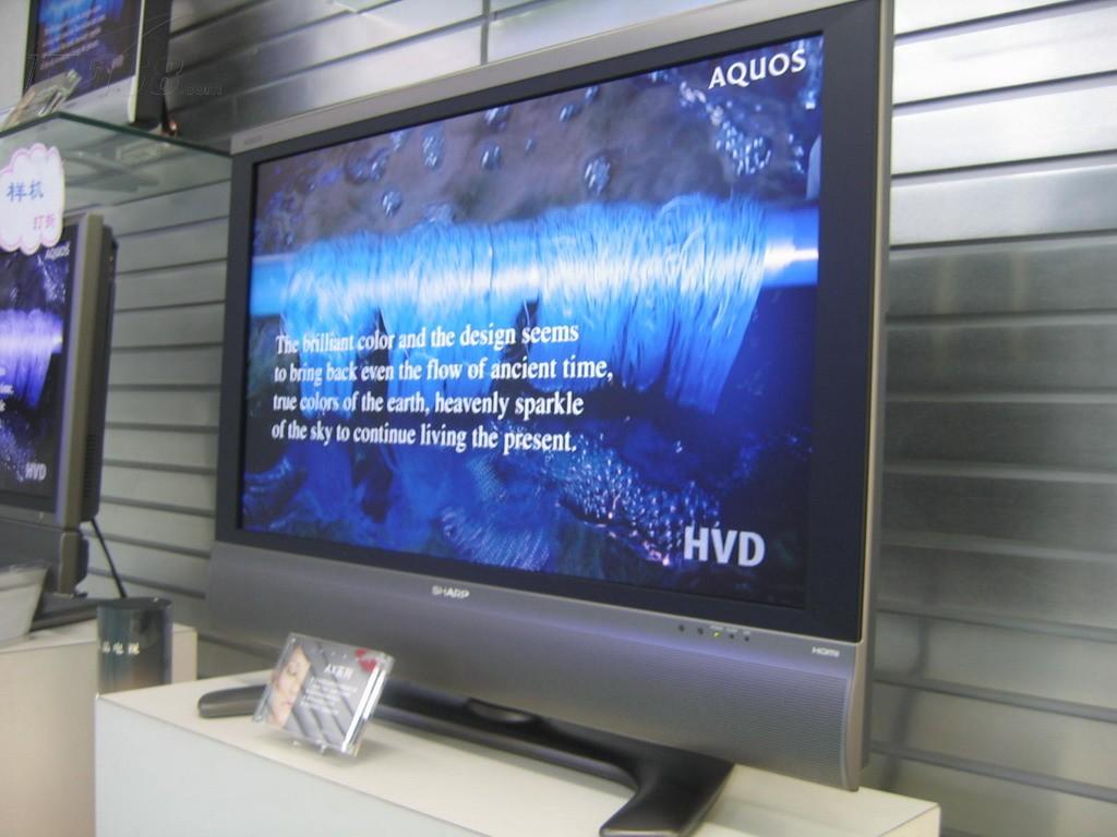 夏普lcd-37ax3液晶电视产品图片3