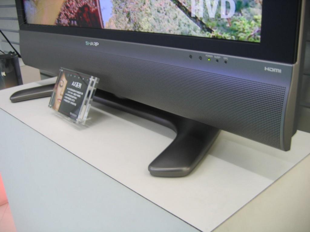 夏普lcd-37ax3液晶电视产品图片7