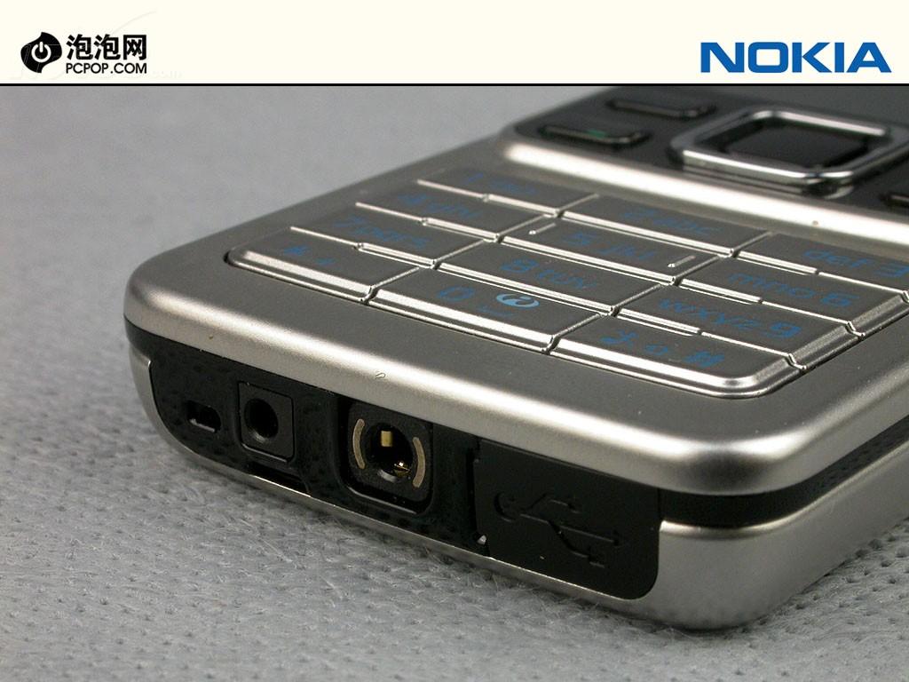 诺基亚6300细节图片1素材-it168手机图片大全