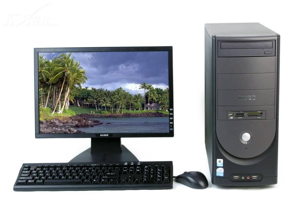 神舟新梦g800台式机产品图片21素材-it168台式机图片
