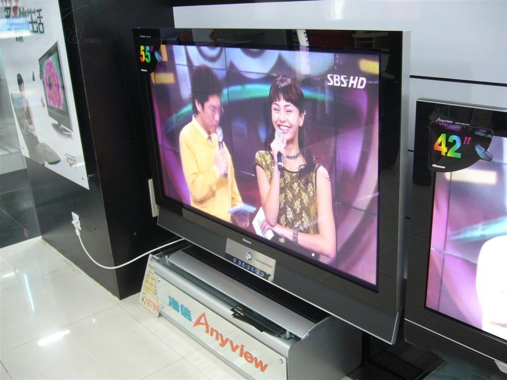 海信TPW5588等离子电视产品图片5