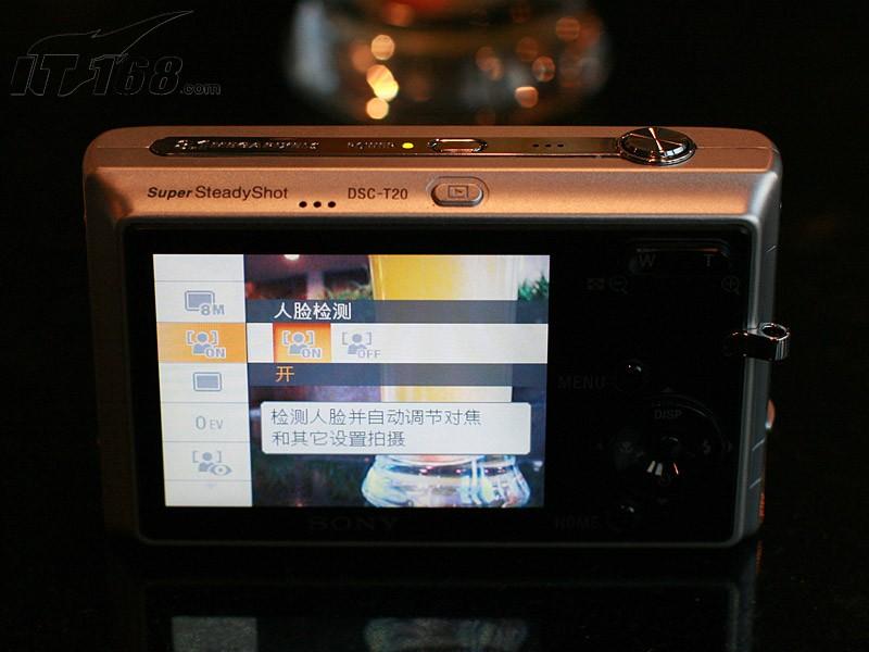 索尼T20数码相机产品图片34