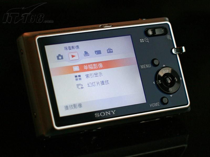 索尼T20数码相机产品图片45