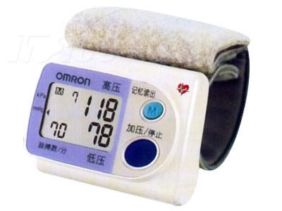HEM 632血压计产品图片1素材 IT168血压计图片大全
