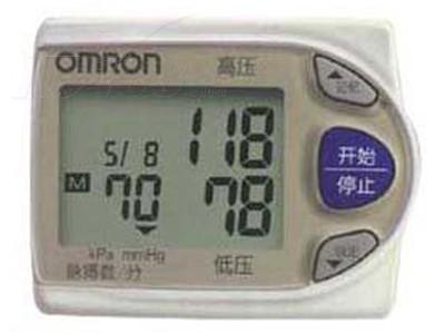 HEM 650血压计产品图片1素材 IT168血压计图片大全