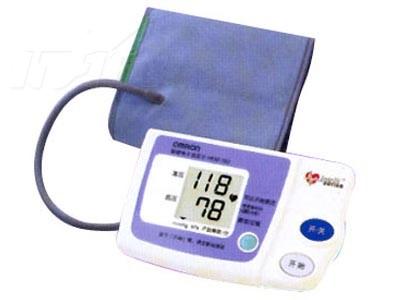 HEM 752血压计产品图片1素材 IT168血压计图片大全