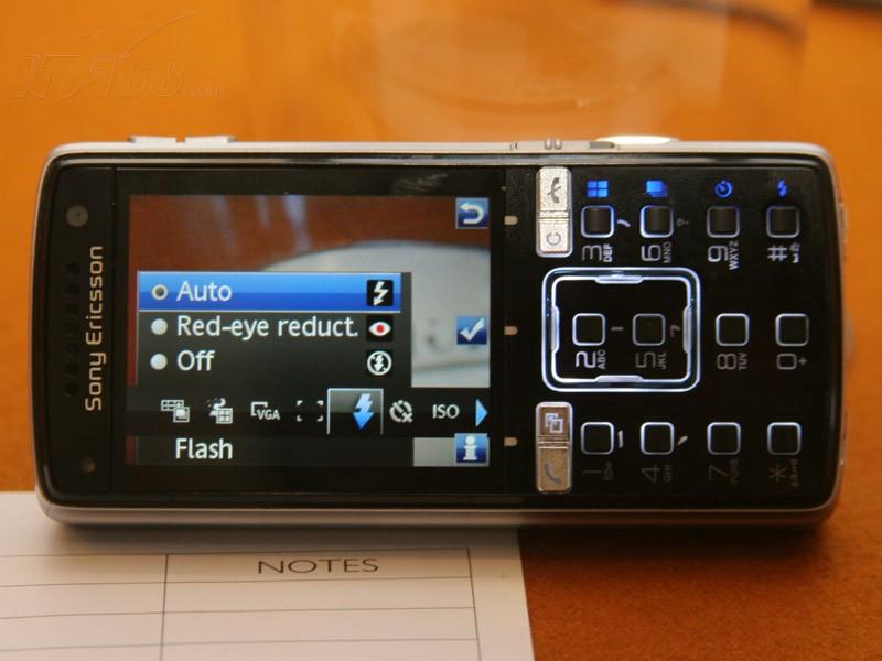 索尼爱立信K850i手机产品图片28