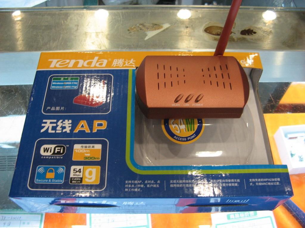 腾达TWL54A无线网桥产品图片10素材 IT168无线网桥图片大...