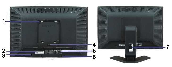戴尔e198wfp液晶显示器产品图片14