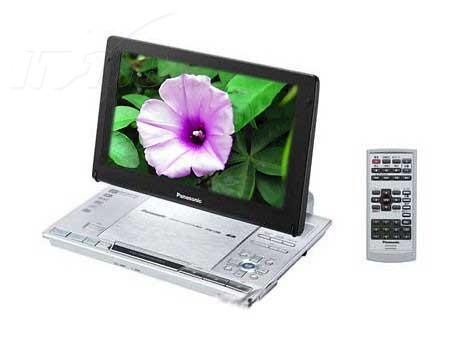 松下DVD LX95影碟机产品图片1