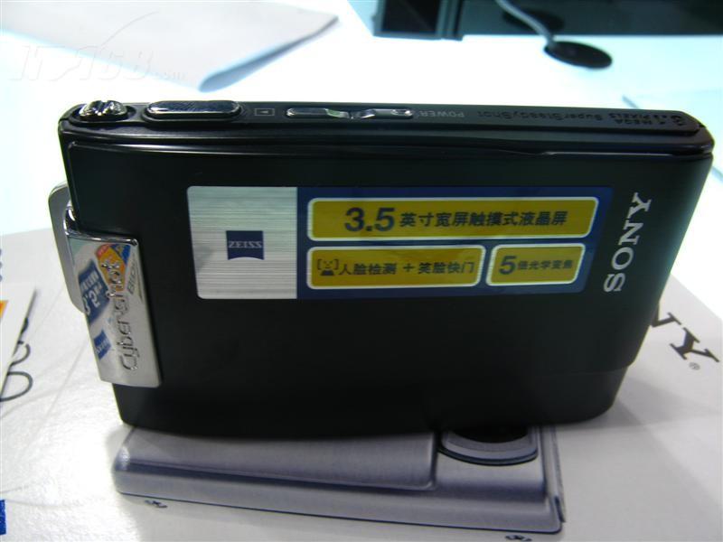 索尼T200数码相机产品图片56