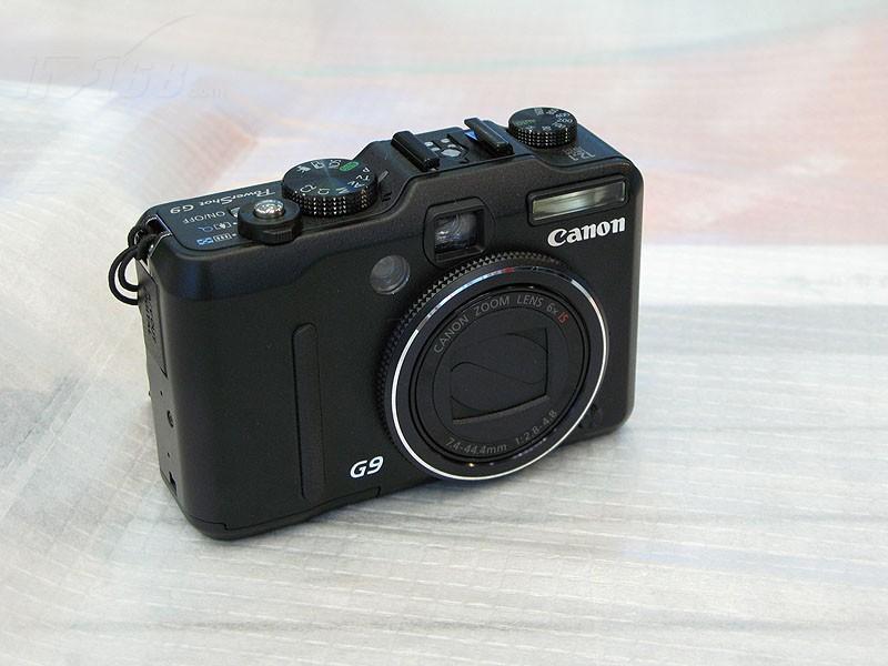 佳能G9数码相机产品图片10