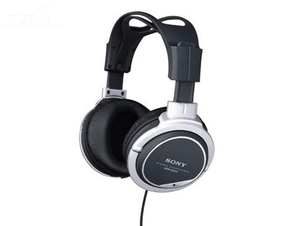 索尼xd200耳机产品图片1素材-it168耳机图片大全