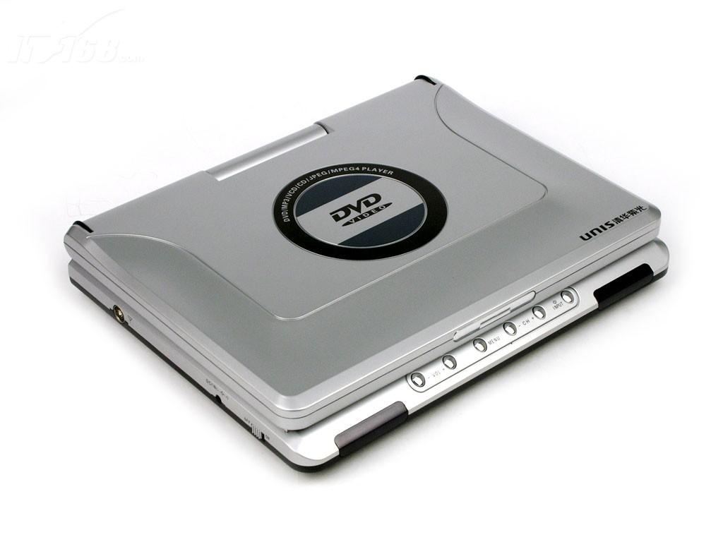 清华紫光KM115A影碟机产品图片2素材 IT168影碟机图片大全