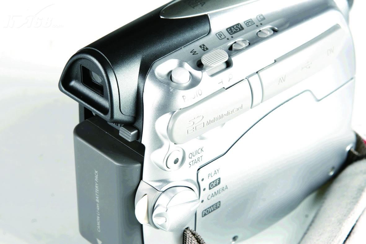 佳能DC230数码摄像机产品图片7