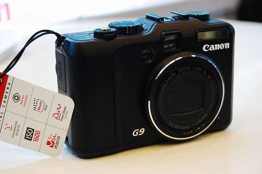 佳能g9数码相机产品图片26素材-it168数码相机图片大全