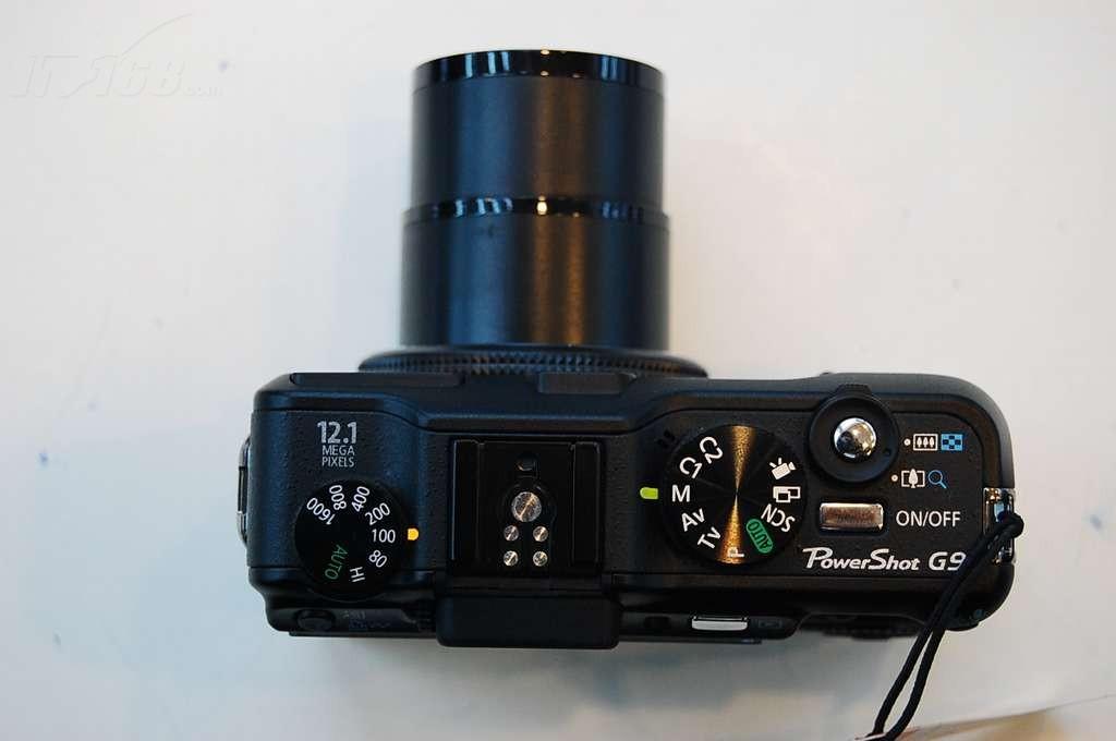 佳能G9数码相机产品图片52