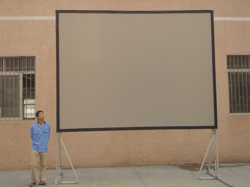 背投(240英寸)投影幕布产品图片2素材