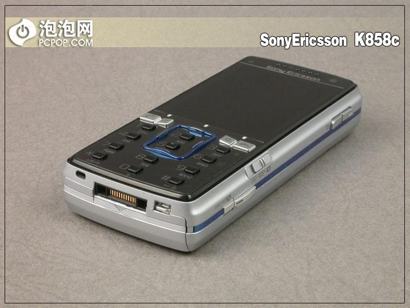 索尼爱立信K858c外观图片3