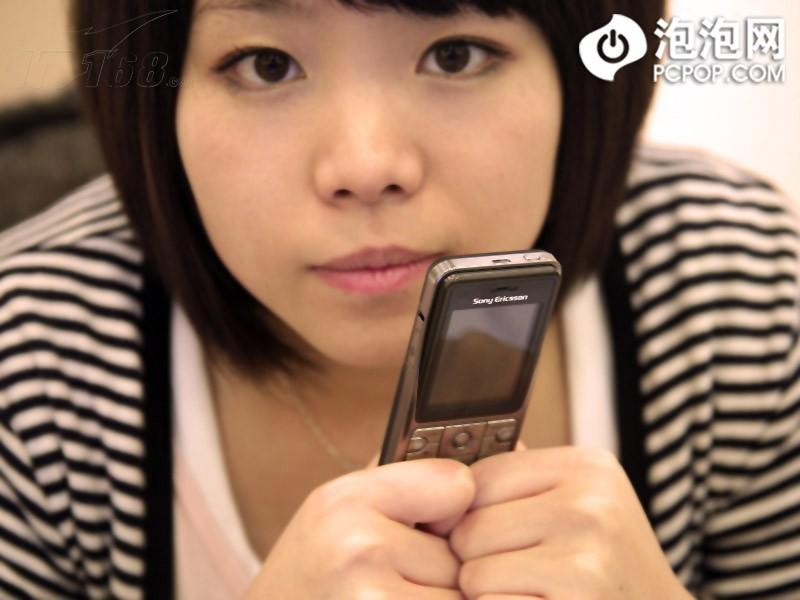 索尼爱立信K530c手机产品图片8