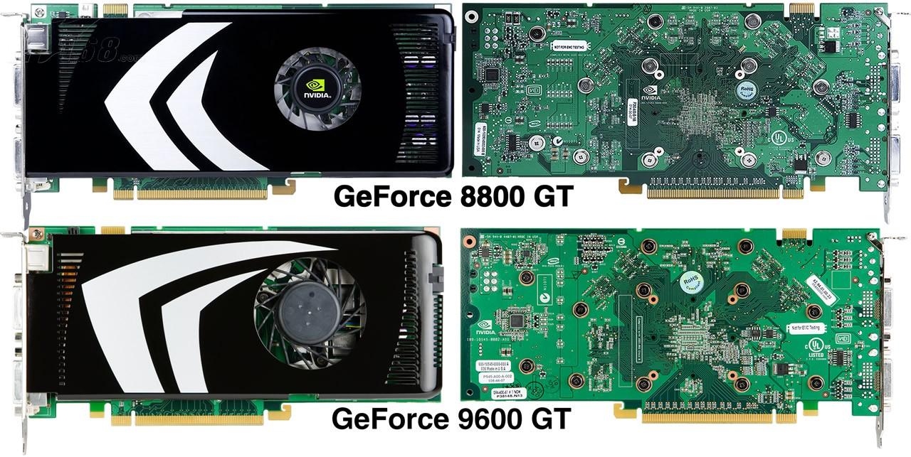 橫評NVIDIA低端主力的6款GT220圖形卡