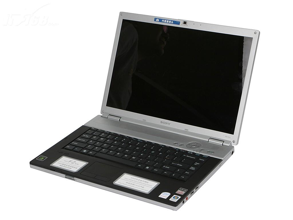 索尼VGN FZ37笔记本产品图片11