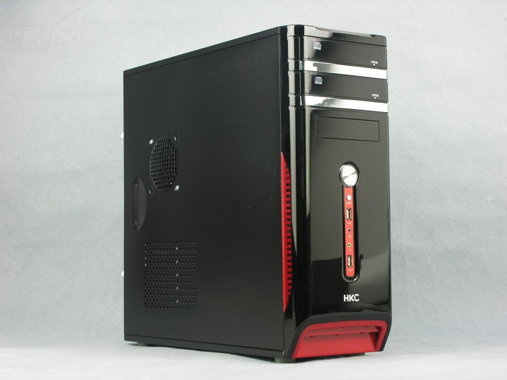 惠科液晶伴侣机箱产品图片16素材-it168机箱图片大全