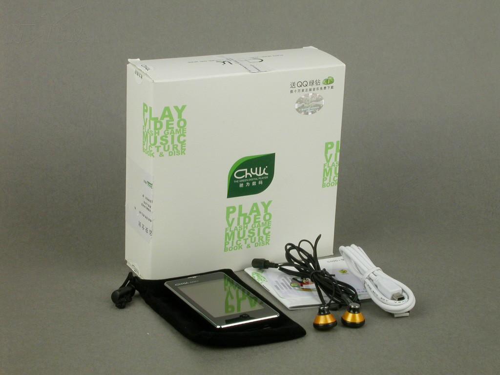 驰为S800 MP3产品图片21