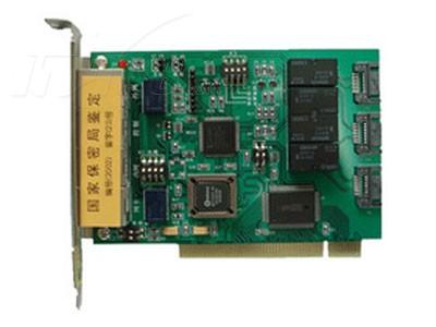 神郁sata型双硬盘隔离卡v6.0(标准版)物理安全隔离产品图片1