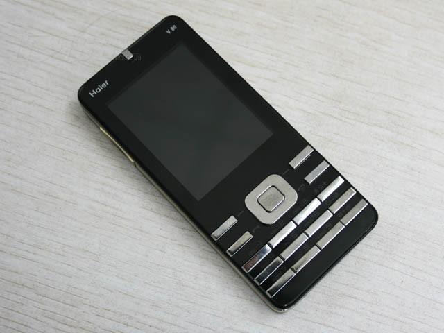 海尔v80手机产品图片3素材-it168手机图片大全