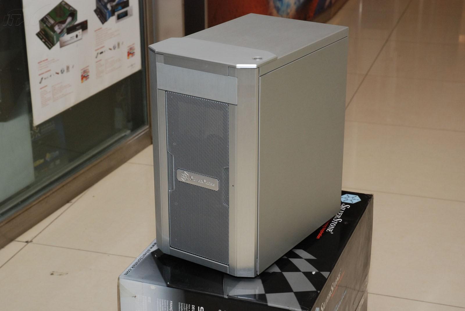 银欣sg03(b/s)机箱产品图片2素材-it168机箱图片大全