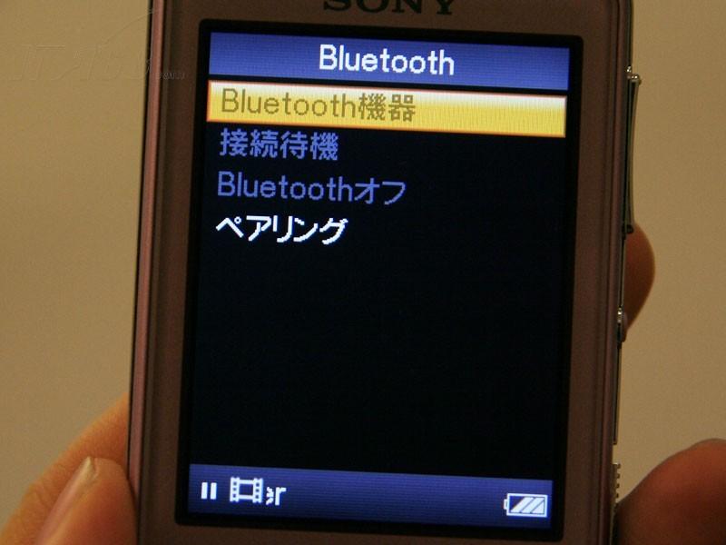 索尼NW A826 MP3产品图片1