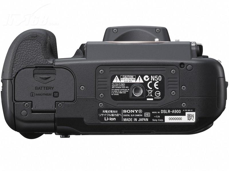 索尼a900底部图片素材-it168数码相机图片大全