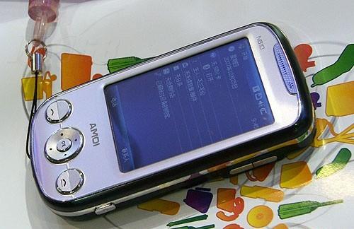 夏新N810手机产品图片15