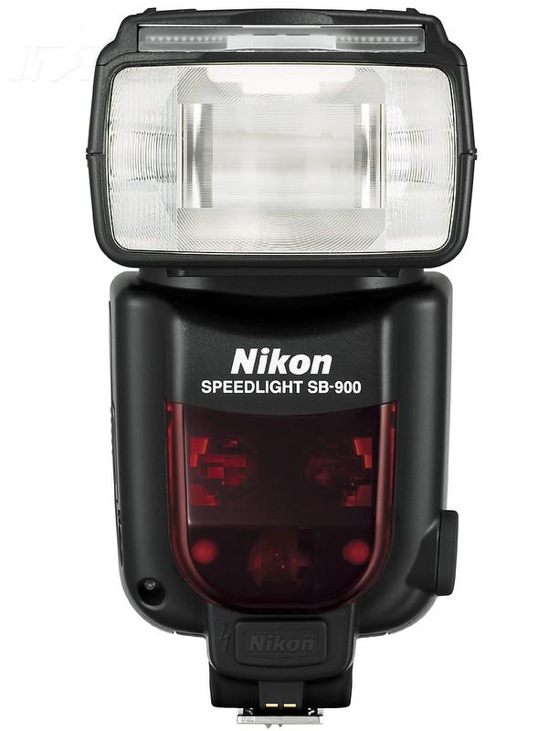 尼康sb-900闪光灯/手柄产品图片35素材-it168闪光灯