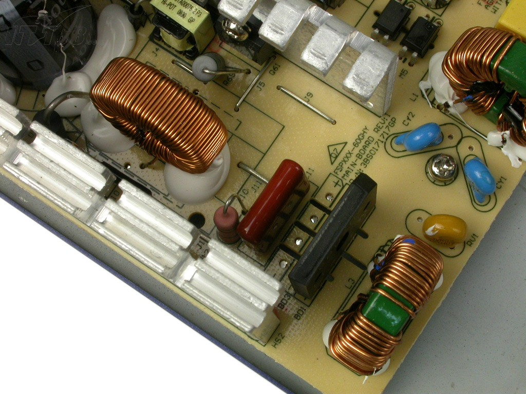全汉蓝暴炫动版450-fsp电源产品图片12